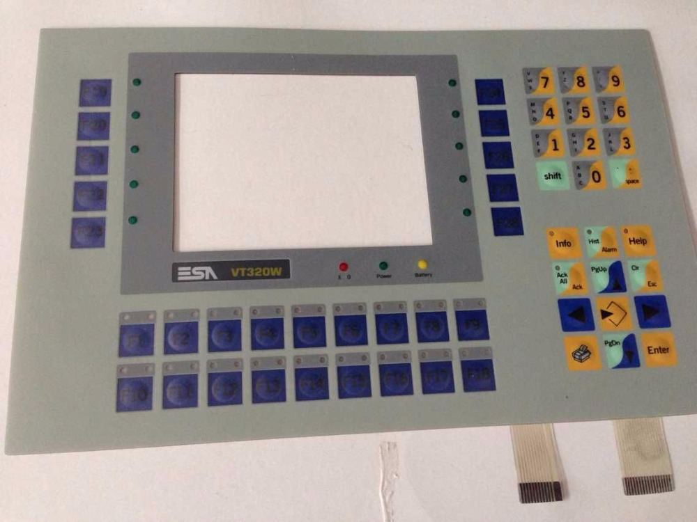все цены на Membrane Keypad for ESA VT320W онлайн