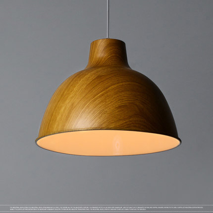 Modern brief aluminun wood and marble painted bowl pendant light modern brief aluminun wood and marble painted bowl pendant light unique surface for dinning room and restaurant with e27 lamp in pendant lights from lights aloadofball Image collections