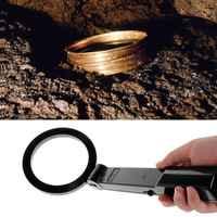 Portable Hand-Held Folding Metal Detector High Sensitivity Multifunctional Test