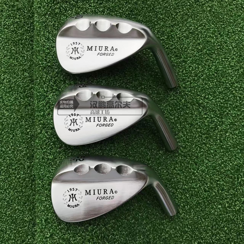 Golf Club Miura K-Grind Miura Wedges  1957 Forged Wedge 52  56  60 Golf Club Head  Cover Free Shipping