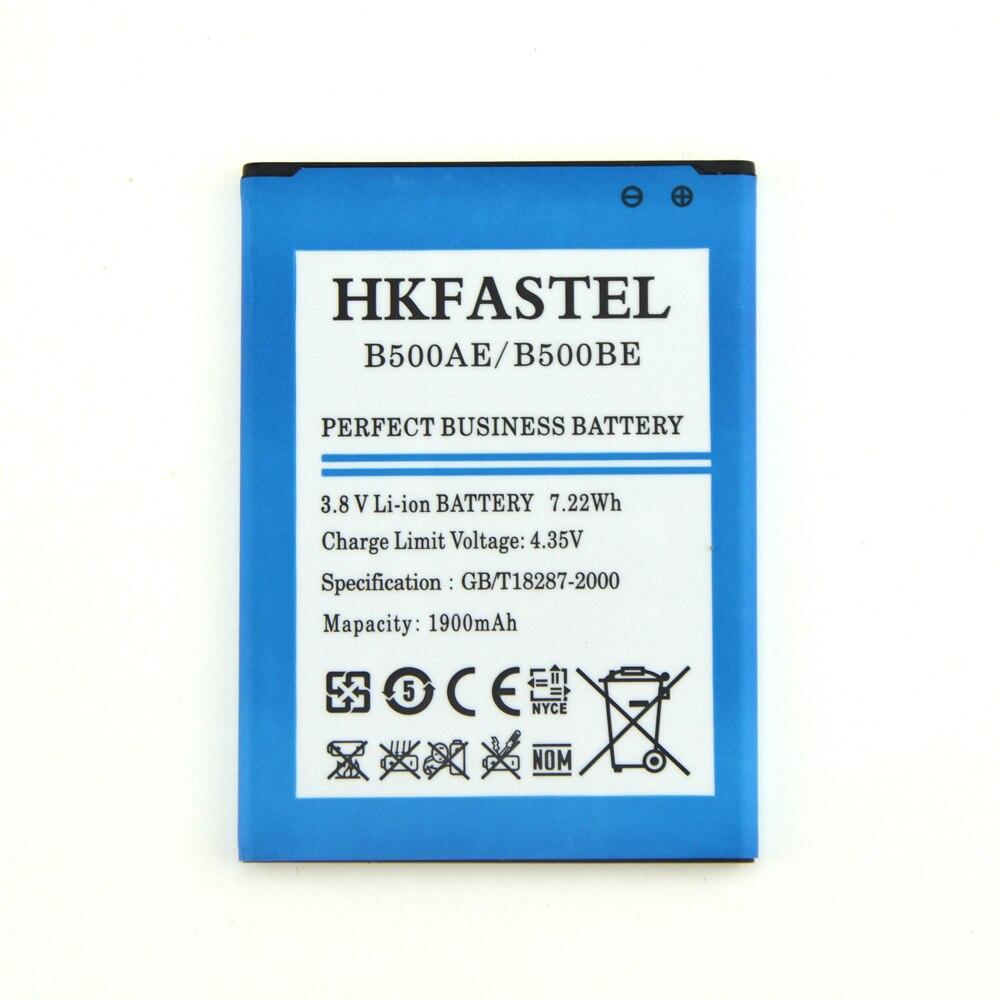 Hkfastel Оригинальный Новый B500AE B500BE литий-ионный мобильный телефон Батарея для <font><b>Samsung</b></font> I9190 Galaxy <font><b>S4</b></font> Mini/S IV мини, i9192/i9195/lte-i9195