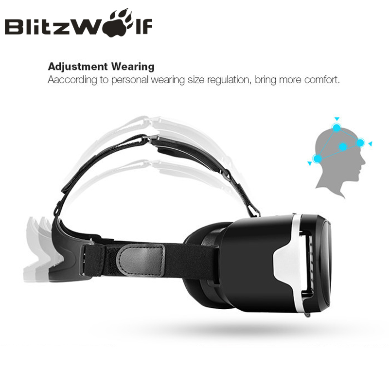 Image result for BlitzWolf® BW-VR3 3D VR Glasses