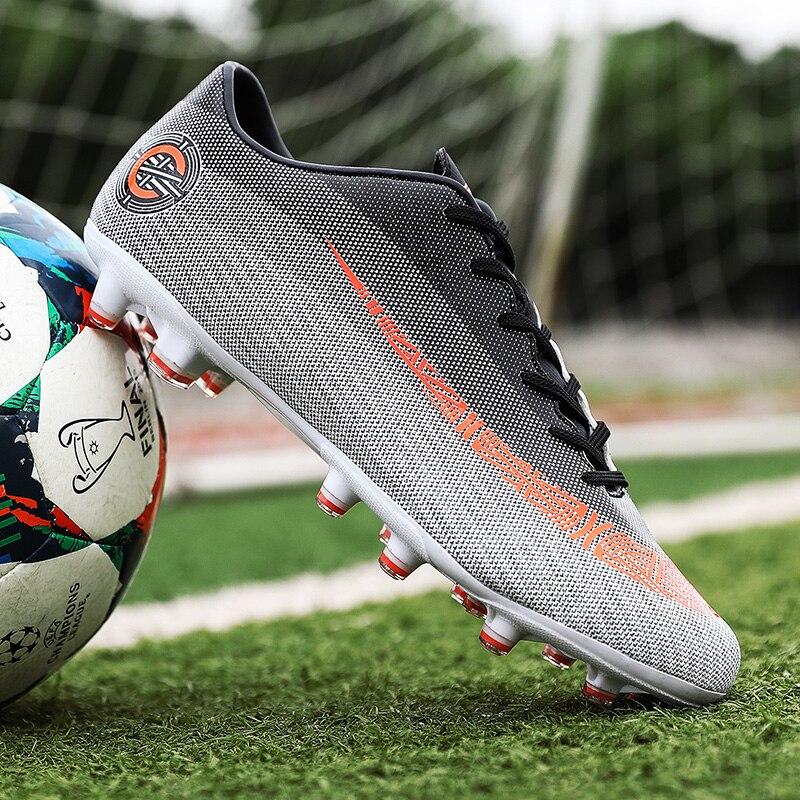 Профессиональные футбольные бутсы мужские и женские кроссовки для тренировок для взрослых мальчиков - 6