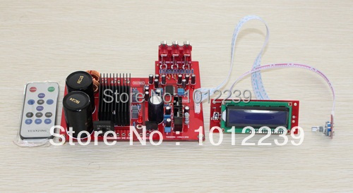 free shipping Assembled TDA8950 remote digital amplifier board/high feedback amplifier board v370h3 xrph3 v370h3 xlph3 lcd panel pcb part a pair