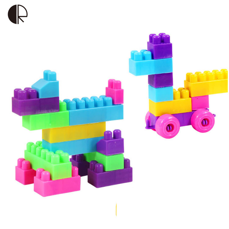Best Toy Building Blocks For Toddlers And Kids : Kids blocks toys retail plastic building tube