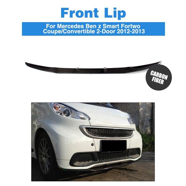 Aliexpress Buy Carbon Fiber Black Front Bumper Lip Chin