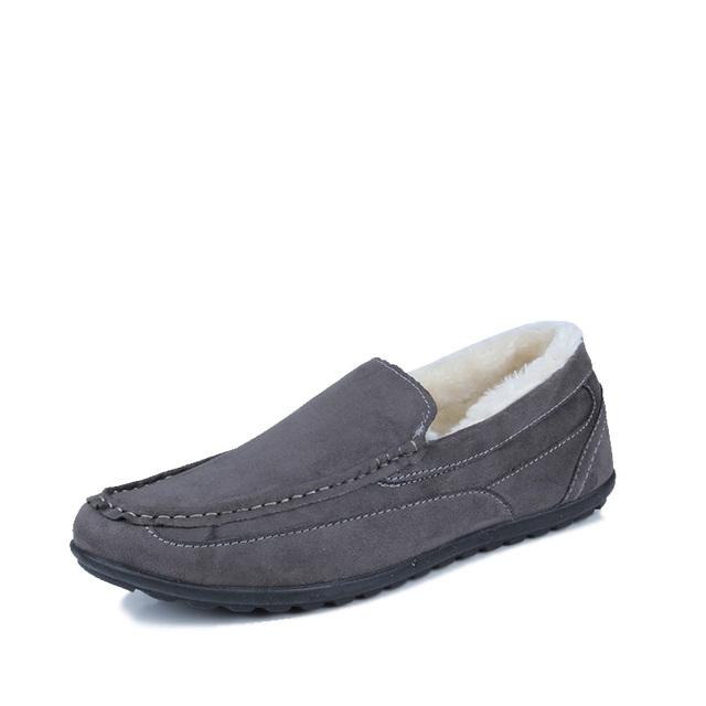 Nueva Llegada 2016 Caliente Clásico Hermoso Lienzo Zapatos Chaussure Homme Chaussure Homme Hiver Añadir Lana Hiver Botas de Nieve de Tamaño 40-45