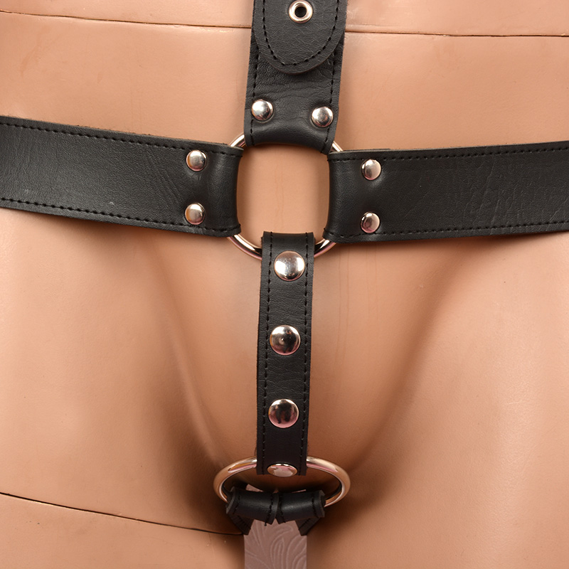 Leather strap bdsm equipment — pic 7