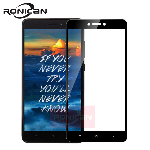 Full Cover Tempered Glass for Xiaomi Redmi Note 4X 32GB Glass on Screen Protector for Xiaomi Redmi Note 4X Tempered Glass 3G/32G