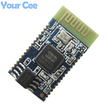 Bluetooth Stereo Audio Module Transmission BK8000L AT Commands SPP Bluetooth Speaker Amplifier DIY(China)
