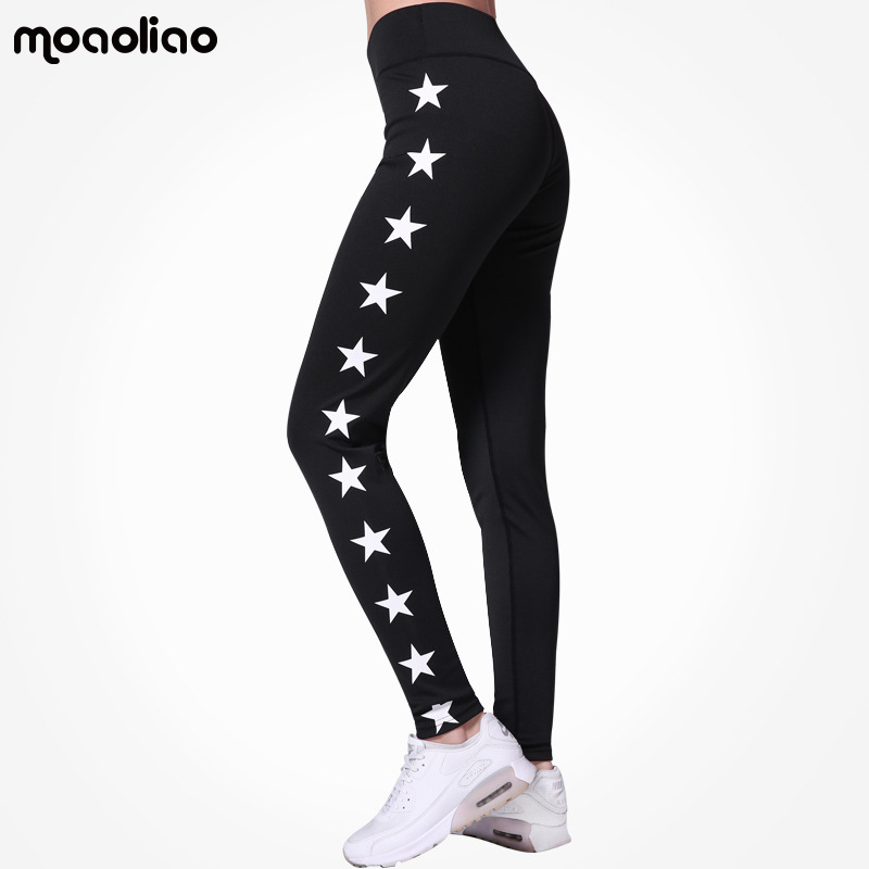 New Women Fitness Pants Thin and Quick-Drying Stretch Sports Yoga Pants Fitness Trousers Compression Gym Slim Leggings