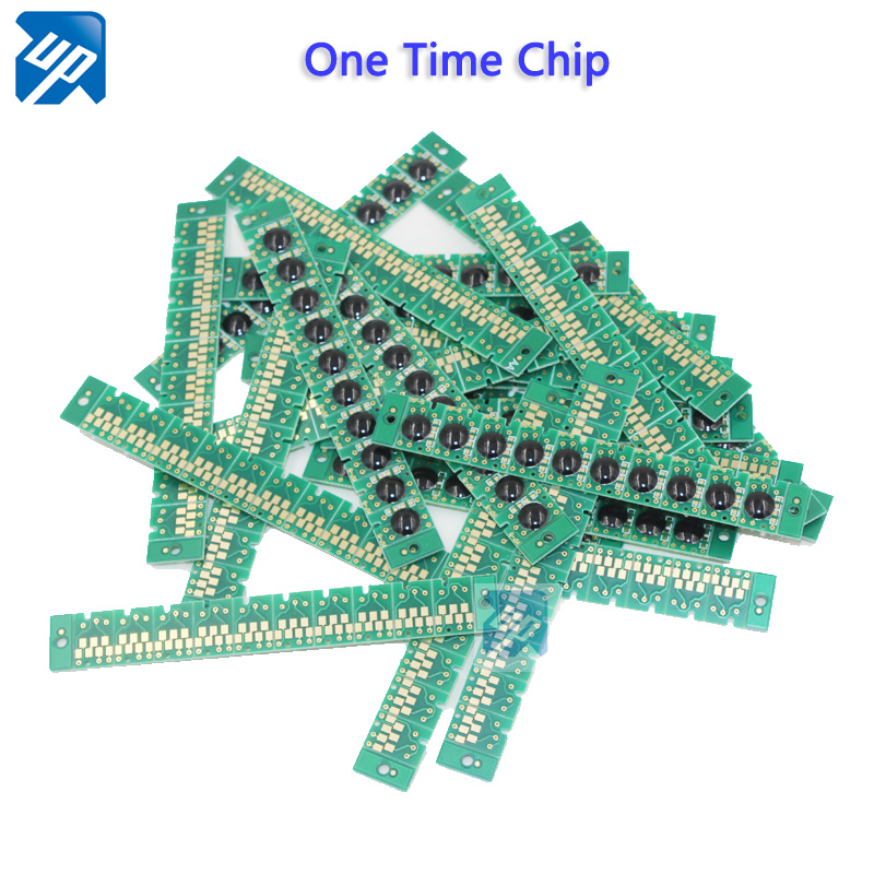 100pcs one time Chips for Epson T5852 ink cartridge PictureMate PM210 PM250 PM270 PM215 PM235 PM310
