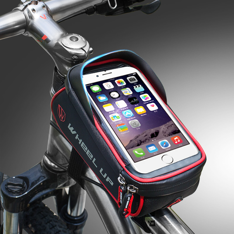 Motorcycle and bicycle riding car before the package before beam packet equipment on mobile phone waterproof tubes стоимость