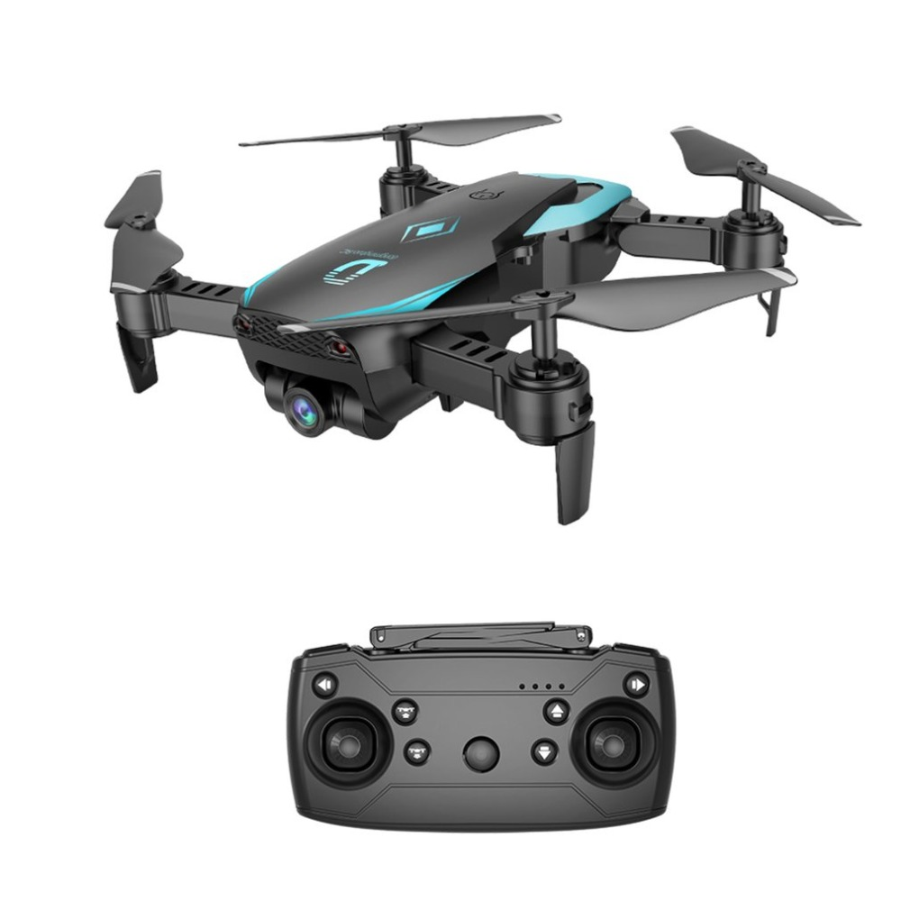 X12 4CH RC Foldable Drone with 720P Camera HD Mini Quadcopter Altitude Hold with Wifi Camera Headless Mode 3D Flip