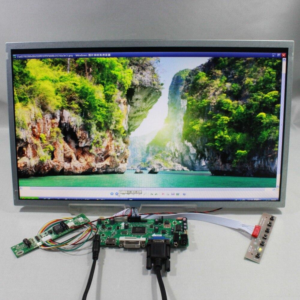 HDMI DVI VGA Audio lcd Controller board 18.5inch M185BGE L22 1366X768 lcd panel M185BGE-L23/M185XTN01.2/M185XTN01 details about hdmi vga dvi audio controller board 12 1inch ac121sa01 800 600 lcd panel