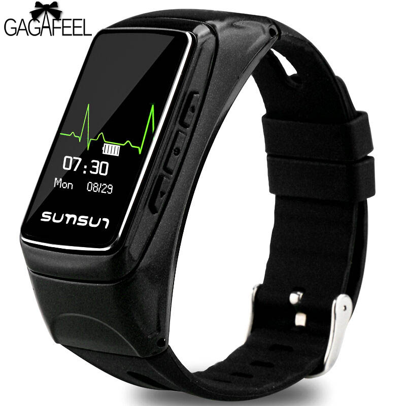 gagafeel heart rate monitor smart watch for android. Black Bedroom Furniture Sets. Home Design Ideas
