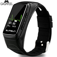 GAGAFEEL Heart Rate Monitor Smart Watch for Android Samsung IOS iPhone Women's Men's Smart Bracelet Wristwatch Clock