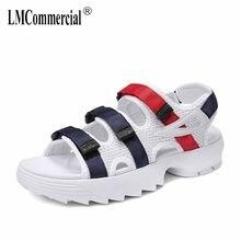 de751e6faf91d Summer men s sandals 2018 new breathable trend men s fashion Korean leisure  beach shoes Flip Flops casual Shoe Men Slippers