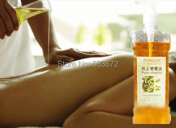 Pure Olive Oil Body Massage Oil Cream Salon SPA Products Use