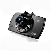Car DVR Camera G30 Full HD 1080P 140 Degree Dashcam Video Registrars for Cars Night Vision G Sensor Dash Cam