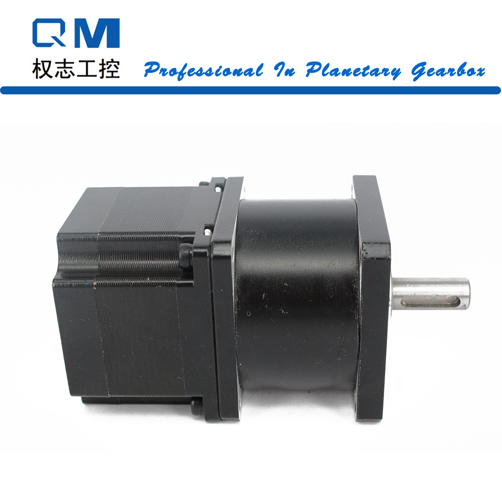 Nema 23 geared stepper motor L=42mm planetary  gearbox ratio 5:1      cnc robot pumpNema 23 geared stepper motor L=42mm planetary  gearbox ratio 5:1      cnc robot pump