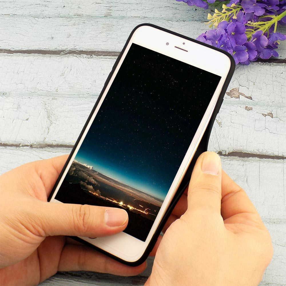 Funda de teléfono delgada Imagine dragons noche música para iPhone 5 XR X 7 8 Plus 6 6 S 5S SE Xs Max