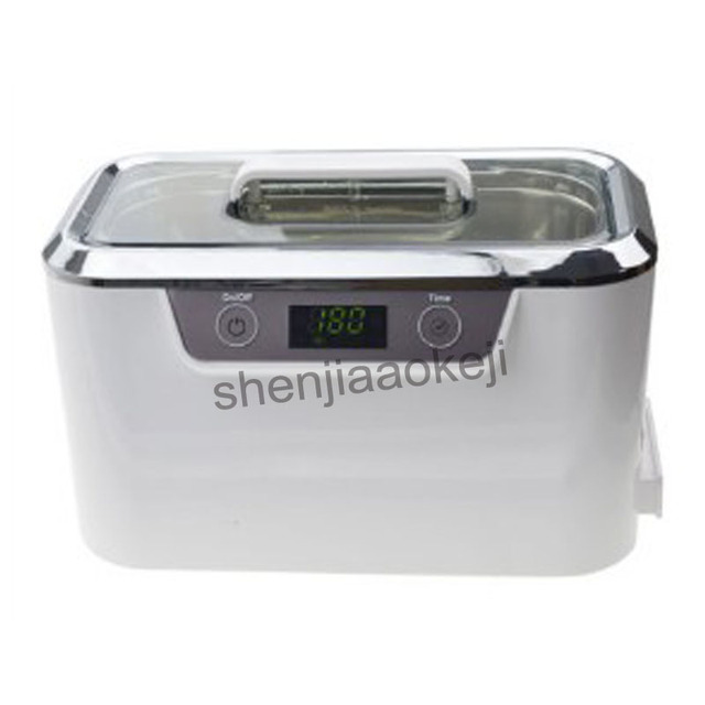 CDS-300 home use Ultrasonic Cleaner Ultrasonic cleaning machine Glasses Watch Jewelry cleaning  110v/220v