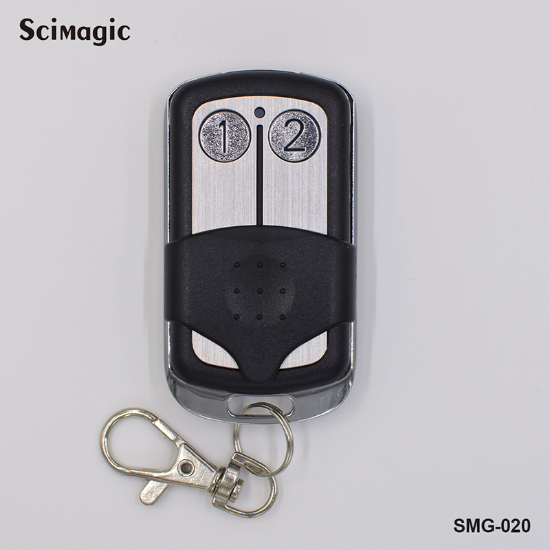 malaysia-5326-330mhz-dip-switch-auto-gate-remote-controltransmitterkeyfob-with-metal-sliding-cover-free-shipping