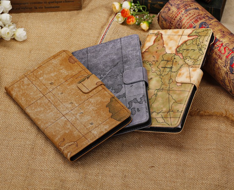 цены Leather PU Cover case for Google Nexus 7 2th tablet (2013 model) with card slot and wallets stand cover +screen film+pen