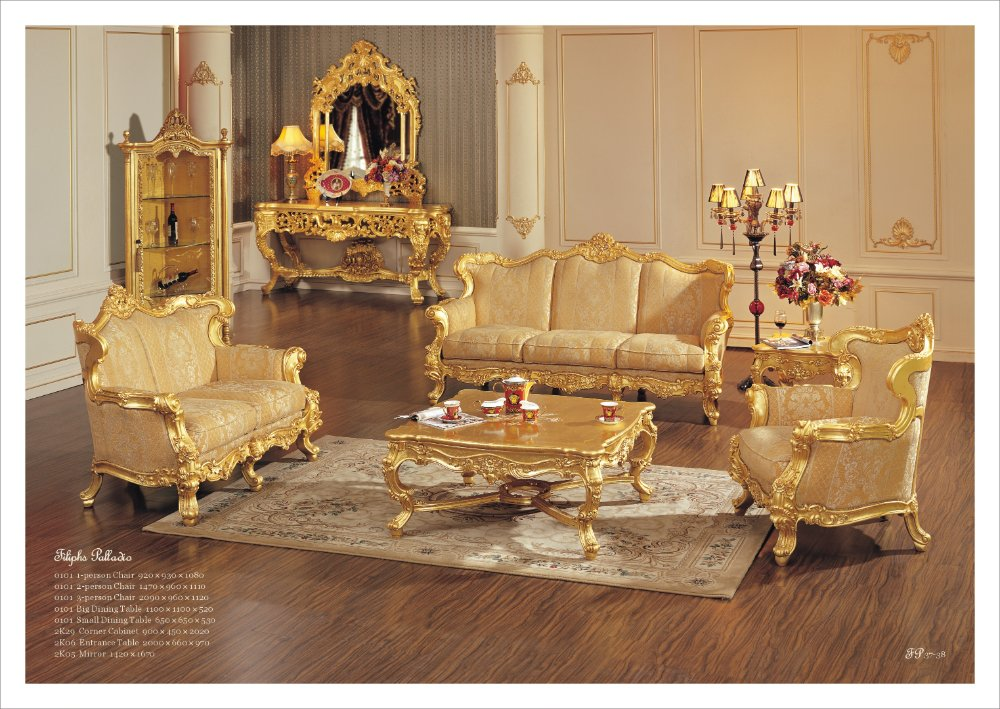 Buy Luxury Furniture Living Room