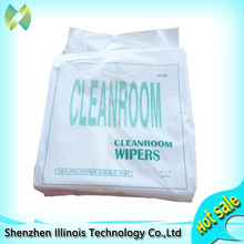 цена на Class150 dust free cloth/ esd cleanroom wiper/ smt cleanroom wiper 9*9inch