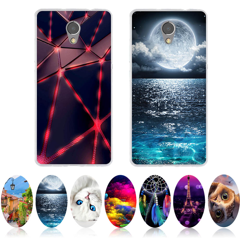 Case For Lenovo VIBE P2 P 2 Capa 3D Relief Fundas For Lenovo P2C72 Cover Soft TPU Silicone Coque For Lenovo P2 5.5'' Phone Cases
