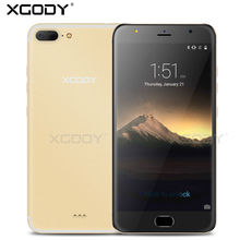 5.5 Inch Cell Phone Quad Core Android 5.1 with Phone Case 8GB ROM 1GB RAM Dual Sim Xgody Mobile Phone Smartphone