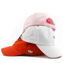 12c906ef500 2019 hot New Arrival Spring Leisure Fresh Fruit Embroidery Hat Strawberry  Banana Cherry Orange Peach Baseball