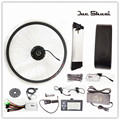 "20"" 24"" 26"" 700C(28"") Electric Bicycle Kit 36V10AH/12AH Kettle Battery Ebike Kit With 250W 350W 500W Front wheel motor"