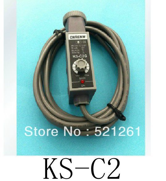 все цены на KS-C2 Bag making machine photoelectric switch light magic eye color code sensor rectifying photoelectric tracking онлайн