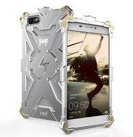 Honor 4x originele ontwerp armor heavy dust metalen aluminium thor ironman beschermen telefoon tas case cover voor huawei honor acer 4x case