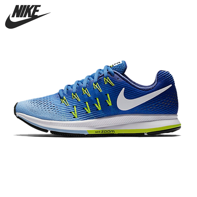 Original New Arrival 2017 NIKE AIR ZOOM PEGASUS 33 Womens Running Shoes Sneakers