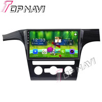 WANUSUAL 10.1'' Quad Core Android 6.0 Car GPS Navigation For VW Passat 2011 2012 2013 Radio Audio Multimedia Stereo Without DVD