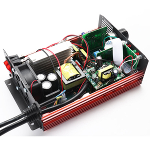 Image 2 - 120V 84V 96V 102.2V 117.6V 100.8V eBike Lipo Li ion Lifepo4 lityum pil şarj cihazı hızlı 2A 5A 9A ayarlanabilir şarj 24S 28S 32S