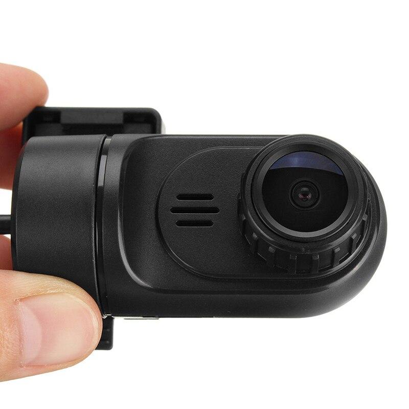 Enregistreur DVR de voiture de tableau de bord caché automatique HD USB Mini enregistreur de conduite de tête de balle dissimulé 1080 p prise USB de lentille haute définition