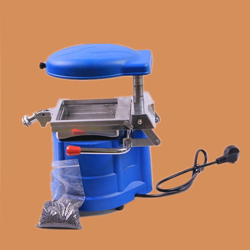 цена 1 PC Vacuum Forming Machine Dental Materials Laminated Sheet Lamination Vacuum Forming Machine Dental Orthodontic Retainer
