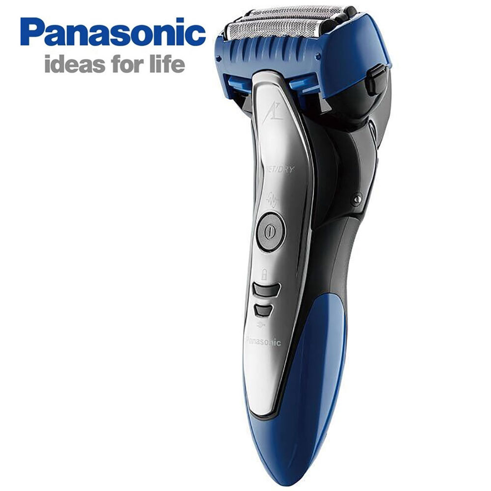 Panasonic electric shaver for men's ES-ST29 rechargeable beard razor with Pop-up hair trimmer waterproof one hour fast charge
