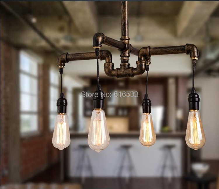 Home industrial lighting chinese goods catalog - Decoracion industrial vintage ...