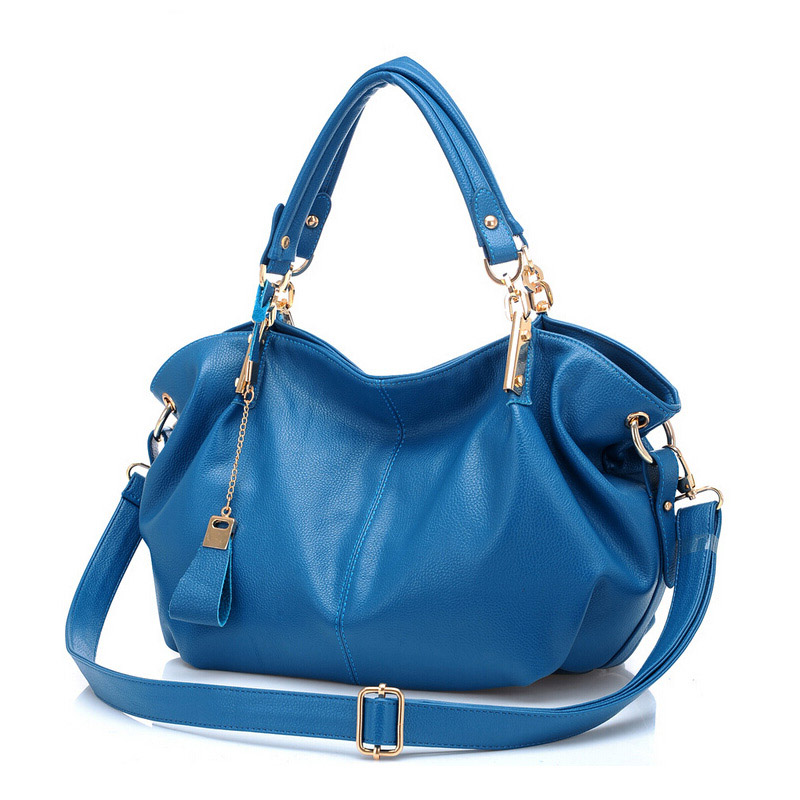 bolsa feminina azul preto bege Ocasião : Versátil