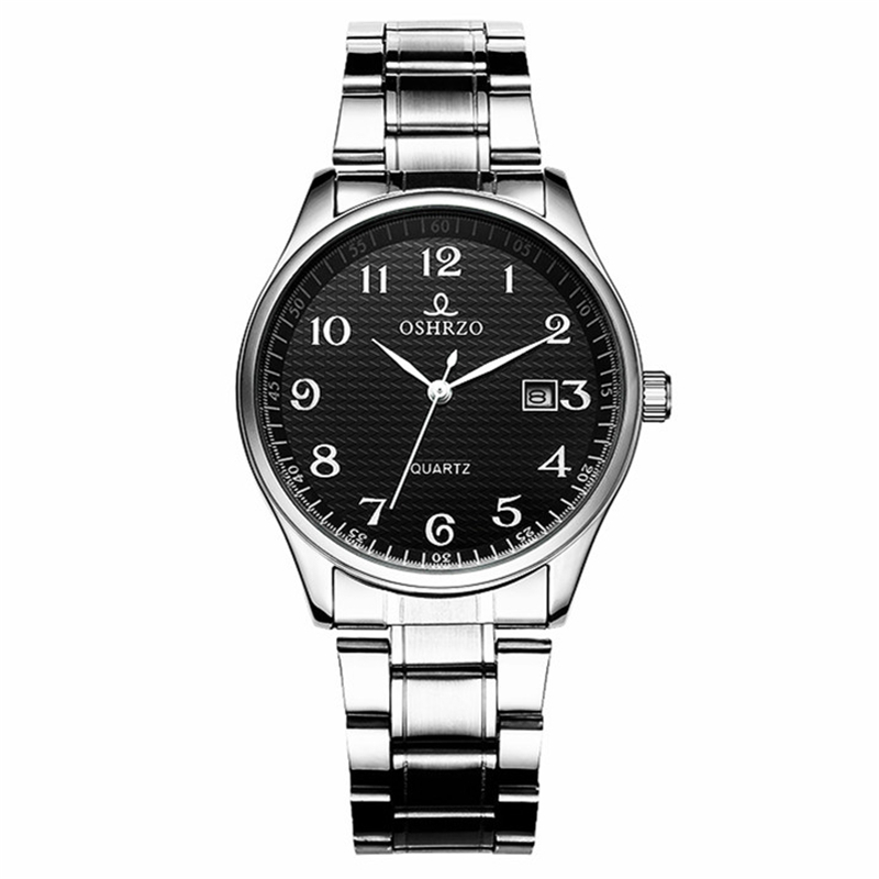 2020 New Watches Men Luxury Brand Men Sports Watches Waterproof Full Stainless Steel Quartz Men's Watch Couple Relogio Masculino