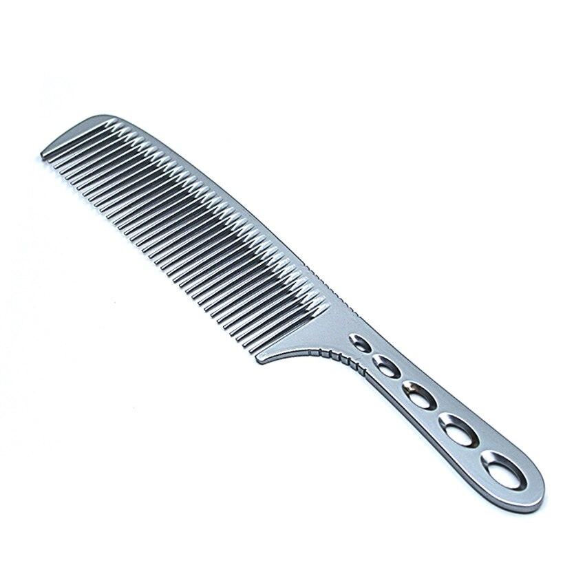 Coiffure Professionnelle Peigne En Titane 3 Couleurs Cheveux Barber - Soin des cheveux et coiffage - Photo 4