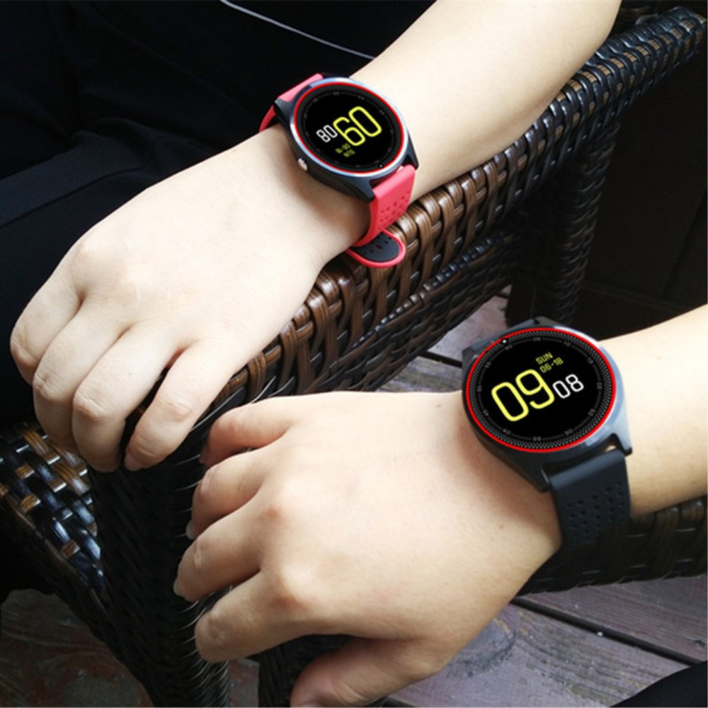 RollsTimi Smart Watch Phone Android Support SIM Kort Armbåndsur - Mænds ure - Foto 6
