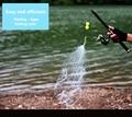 2PCS New fishing type safety without fish hook light fishing fish net    1606806