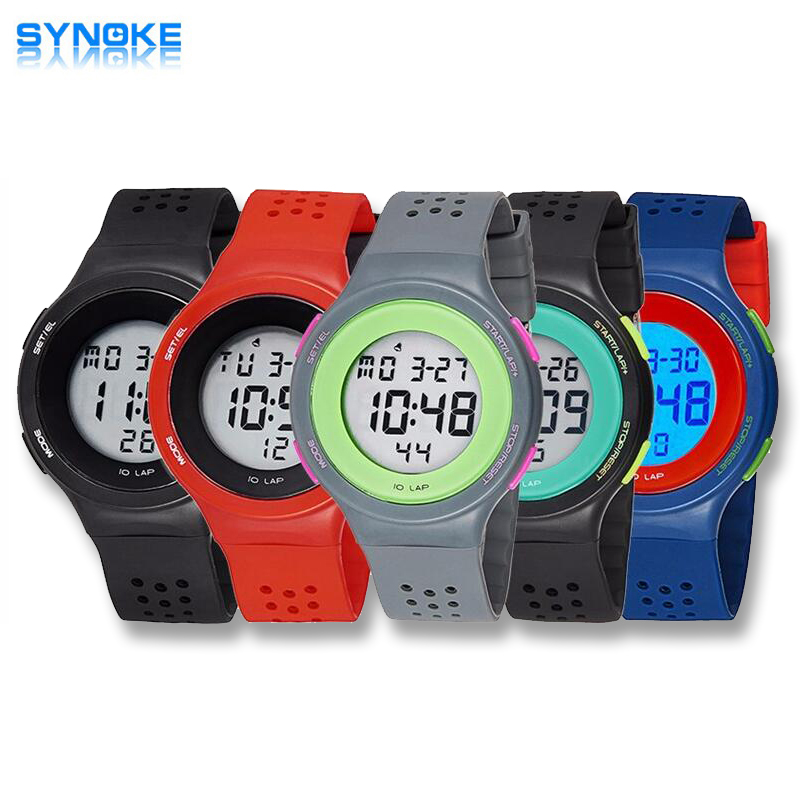 2016 Brand Digital Watch High Quality Waterproof Sport Watches S Shock Military Fashion Casual Wristwatch Super